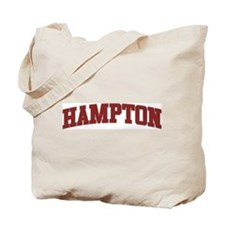 HAMPTON Design Tote Bag