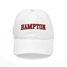 HAMPTON Design Baseball Cap