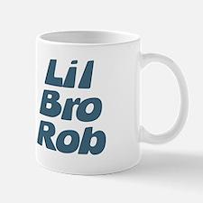 Lil Bro Rob Mug