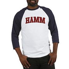 HAMM Design Baseball Jersey
