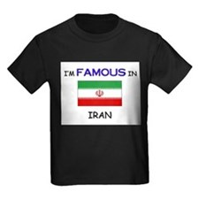 I'd Famous In IRAN T