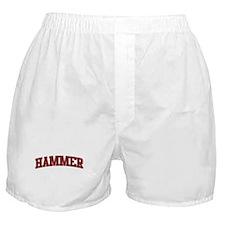 HAMMER Design Boxer Shorts