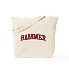 HAMMER Design Tote Bag