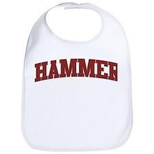 HAMMER Design Bib