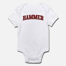 HAMMER Design Infant Bodysuit