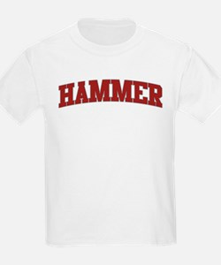 HAMMER Design T-Shirt