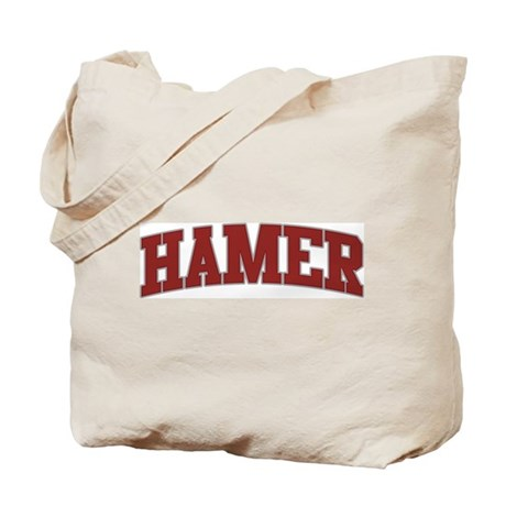 HAMER Design Tote Bag