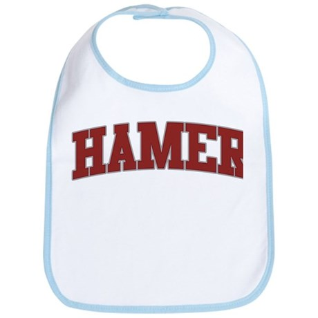 HAMER Design Bib