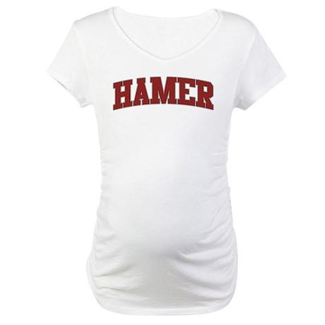 HAMER Design Maternity T-Shirt