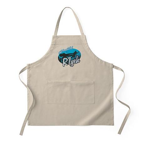 Call of Cthulhu - Visit Beautiful R'lyeh BBQ Apron