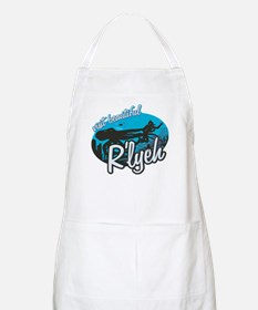 Call of Cthulhu - Visit Beautiful R'lyeh BBQ Apron