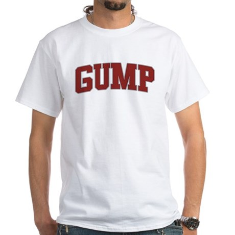 GUMP Design White T-Shirt