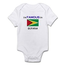 I'd Famous In GUYANA Infant Bodysuit