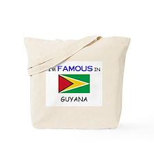 I'd Famous In GUYANA Tote Bag