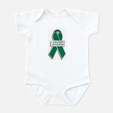 Funny Celiac awareness Infant Bodysuit