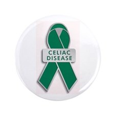 """Cute Allergies 3.5"""" Button (100 pack)"""