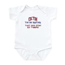 Colton - Stole My Thunder Infant Bodysuit
