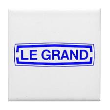 Le Grand Tile Coaster