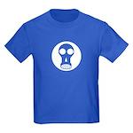 Gas Mask Kids Dark T-Shirt