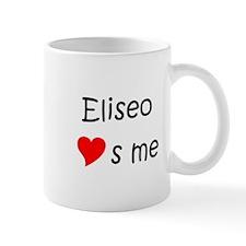 Funny Eliseo Mug