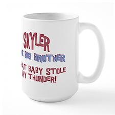 Skyler - Stole My Thunder Mug