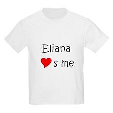 Cute Eliana T-Shirt