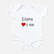Cute Eliana Infant Bodysuit