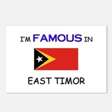 I'd Famous In EAST TIMOR Postcards (Package of 8)