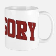 GREGORY Design Mug