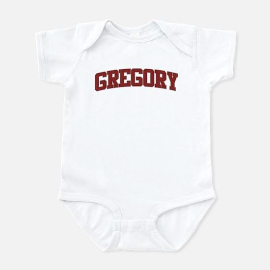GREGORY Design Infant Bodysuit