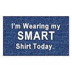 Smart Sticker (Rectangle 50 pk)