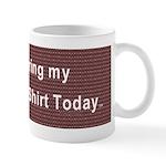 Smart 11 oz Ceramic Mug
