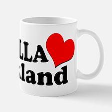 I HELLA LOVE / HEART OAKLAND Mug