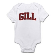 GILL Design Infant Bodysuit