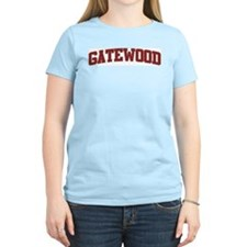 GATEWOOD Design T-Shirt