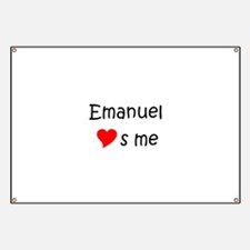 Funny Emanuel Banner