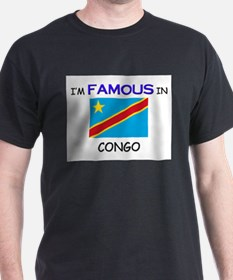 I'd Famous In CONGO T-Shirt