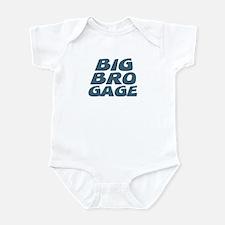 Big Bro Gage Infant Bodysuit
