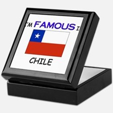 I'd Famous In CHILE Keepsake Box