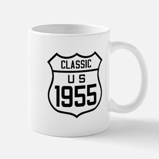 Classic US 1955 Mugs