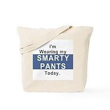 Smarty Pants Tote Bag