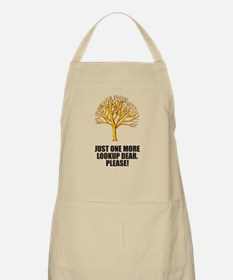 Just One More BBQ Apron