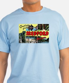 Medford Oregon Greetings T-Shirt