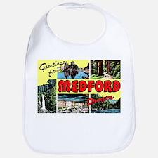 Medford Oregon Greetings Bib