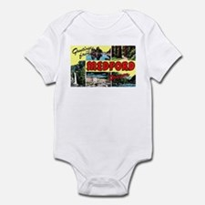 Medford Oregon Greetings Infant Bodysuit