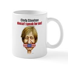 Cindy Sheehan doesn't speak f Mug