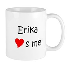 Unique Erika Mug