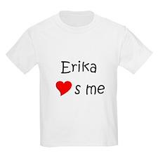 Funny Erika T-Shirt
