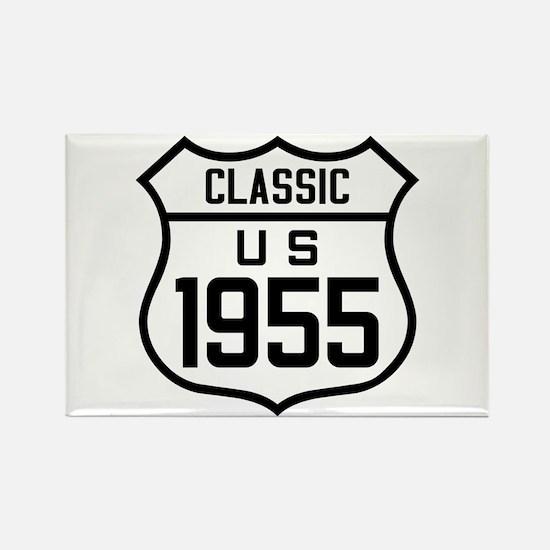 Classic US 1955 Magnets