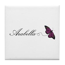 Arabella Tile Coaster
